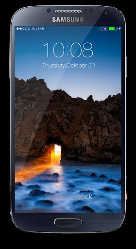 Lock Screen OS9