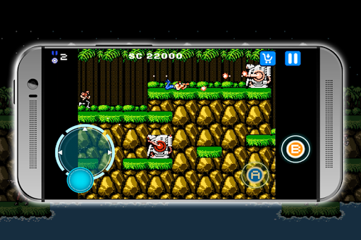 Classic Contra for PC