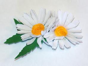 Photo: Цветы из ткани своими руками, Татьяна, Самара