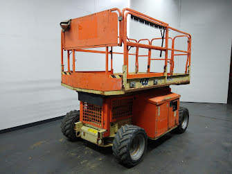 Picture of a JLG 260MRT