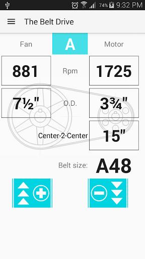 Testing Balancing: Belt Drive