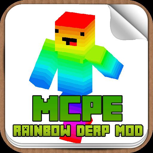 Rainbow Derp Mod