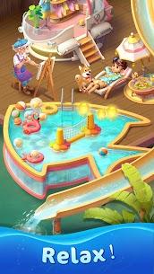 Jellipop Match-Decorate your dream island! 3