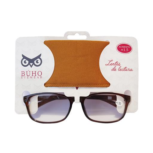 lentes lec buhoeyewear surtidos +1,5