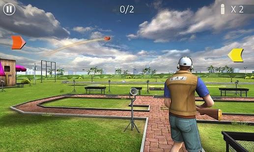 Skeet Shooting 3D- screenshot thumbnail