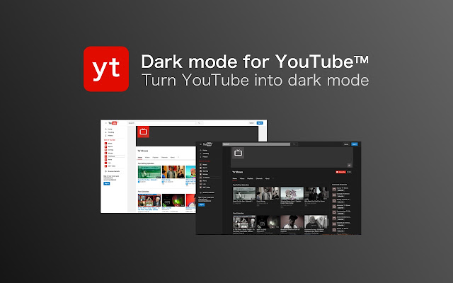 YouTube™ Dark Mode FREE