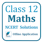 NCERT Solutions for Class 12 Maths Offline English