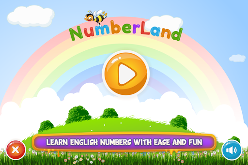 Numberland: Learn Numbers Game