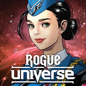 Rogue Universe Galactic War 1.1.1 by MUST Games logo