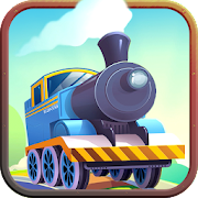 Download Game Rolling train APK Mod Free