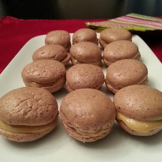Chocolate Peanut Butter Protein Sandwich Cookie Oatmeal Recipe