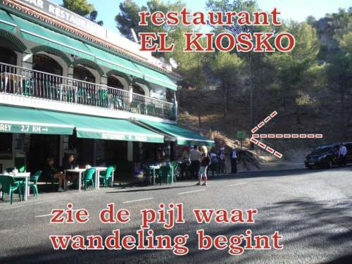 restaurant el kiosco