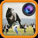 Dinosaur Photo Maker icon