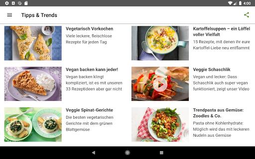 Chefkoch - Rezepte & Kochen  screenshots 14