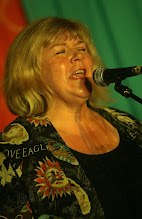 Photo: Heather Ash performing in Priston Festival's Acoustic Showcase. © Anna Barclay 2008
