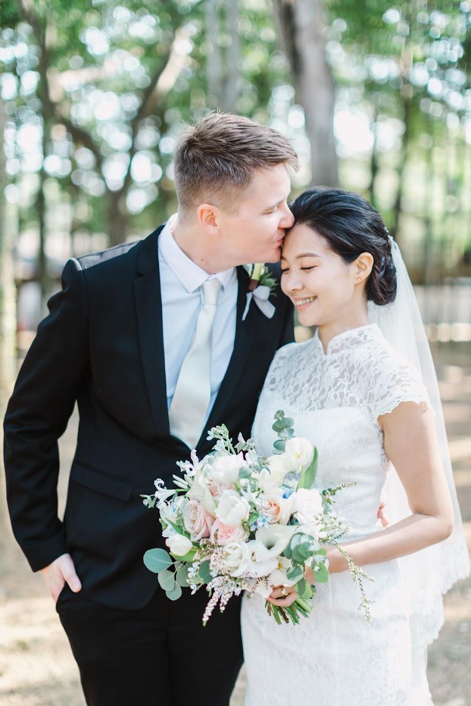 東海路思義教堂婚禮-婚禮紀錄-美式婚禮