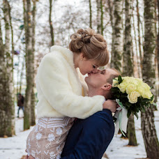 Wedding photographer Kseniya Matveeva (xeniam71). Photo of 18.11.2017