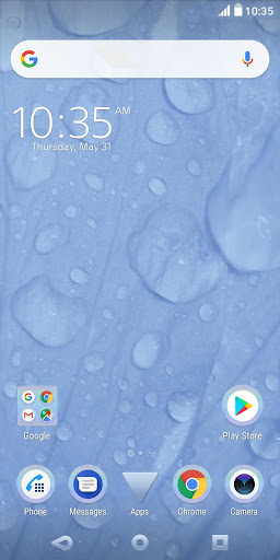 Xperiau2122 The Four Elements - Water Theme 1.0.0 screenshots 1