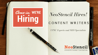 Seeking Top-Class Content Writers for NeoStencil