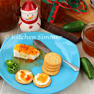 Spicy Jalapeno Hot Pepper Jam