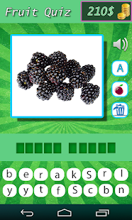 Guess The Fruit – Pics quiz - Fruit Quiz Game - náhled