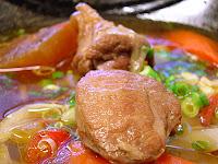 蔥燒豬麵˙丁骨麵