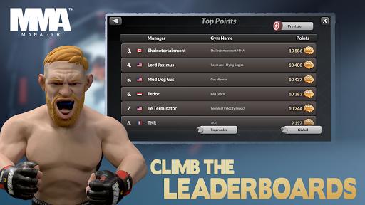 MMA Manager 0.32.3 screenshots 6