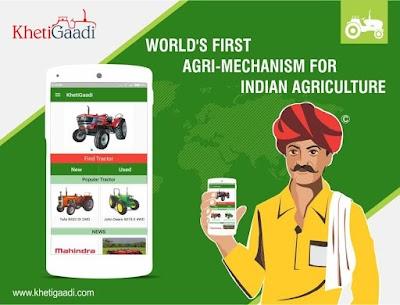 New Tractors & Old Tractors Price – KhetiGaadi 5.3.7 APK + MOD (Unlocked) 1