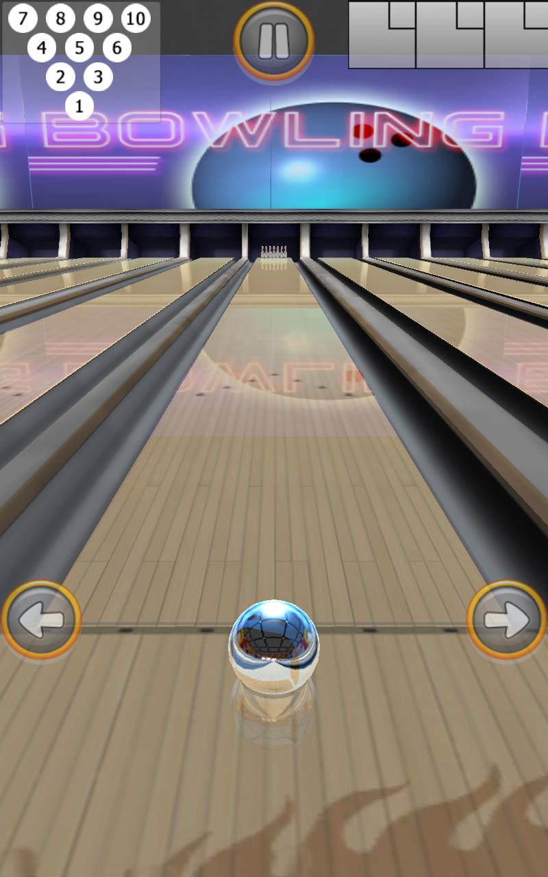 Скриншот Ace Боулинг 3D