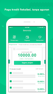 Kredit Mart - Pusatnya Pinjaman Uang Online - náhled