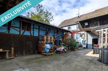maison à Guémar (68)