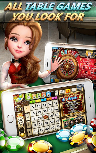 Full House Casino: Lucky Jackpot Slots Poker App 1.2.41 screenshots 3