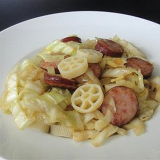 Grandmother's Polish Cabbage and Noodles.