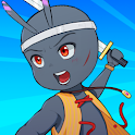 AnTwo line :  Strategy defense icon