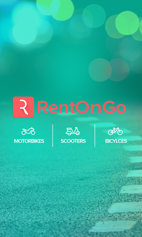 RentOnGo- screenshot