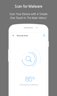 V3 Mobile Security - AntiMalware/Booster/Apps Lock Screenshot