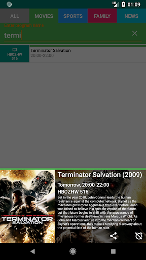 USA TV Guide screenshot 6