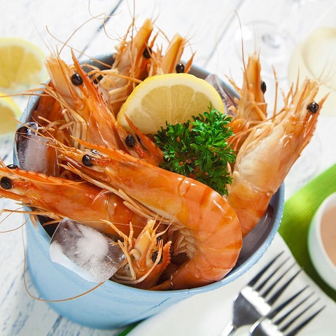 Yorkeys Knob Restaurants prawns seafood