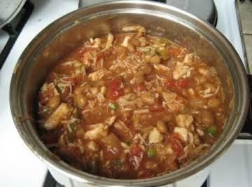 Chicken Chili Stew