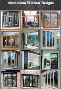 Aluminium Window Designs - Android Apps on Google Play