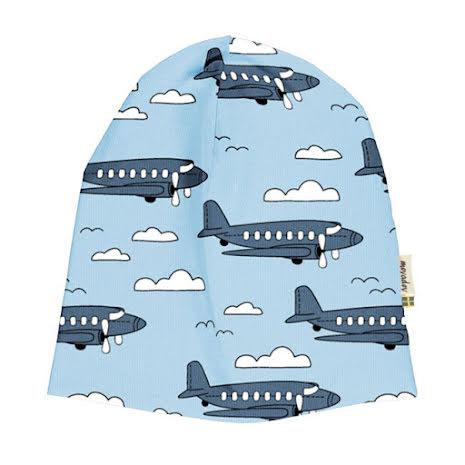Maxomorra Hat Airoplane Sky