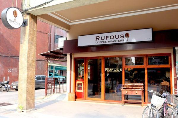 台北大安區拿鐵NO.1的人氣咖啡廳RUFOUS COFFEE