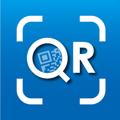 ライトニングQRスキャナー 工具 App LOGO-硬是要APP
