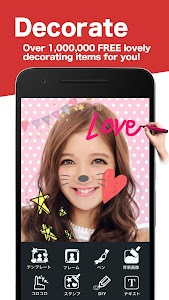 GirlsCamera-selfie photo booth v5.6.7