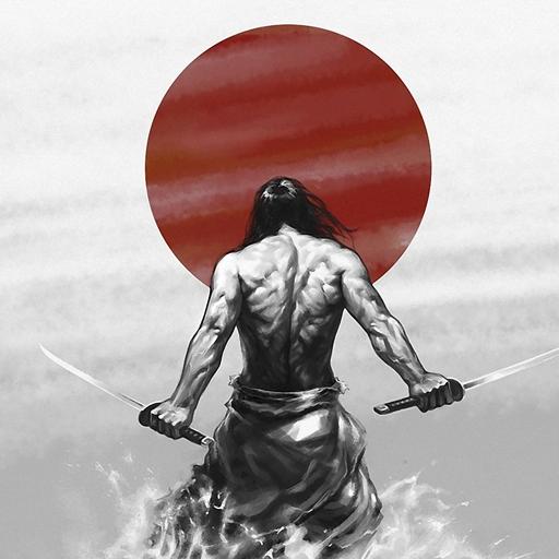 Samurai Pack 2 Live Wallpaper 個人化 App LOGO-硬是要APP