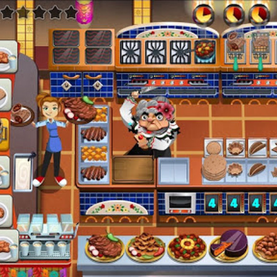 Cooking Dash 2016 1.20.7 MOD APK (UNLIMITED/UNLOCKED)