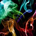 Smoke Color Live Wallpaper icon