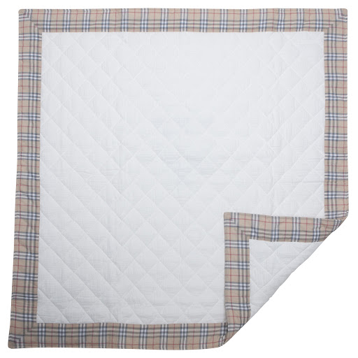 Thumbnail images of Burberry Padded Baby Blanket