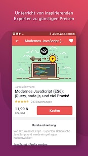 Udemy - Online Kurse Screenshot
