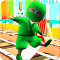 Subway Kid Hoverboard icon